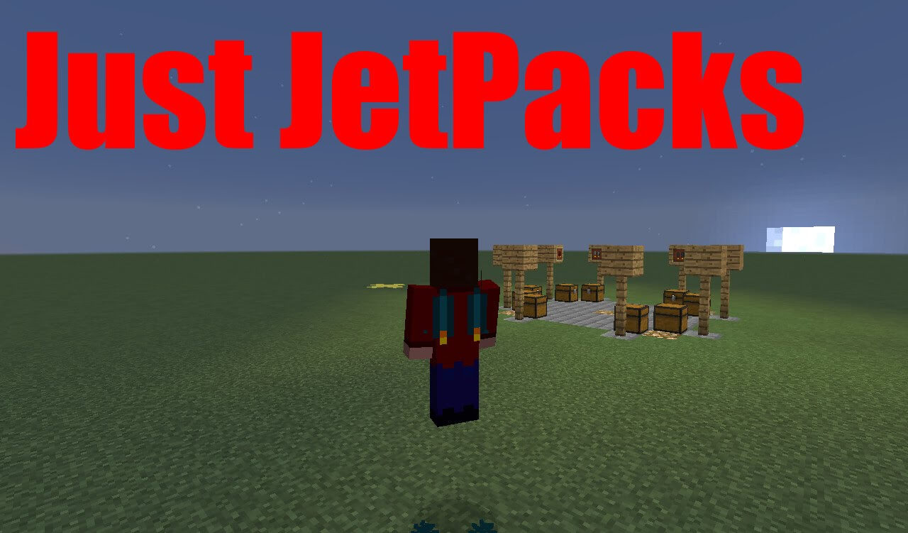 Just Jetpacks скриншот 1