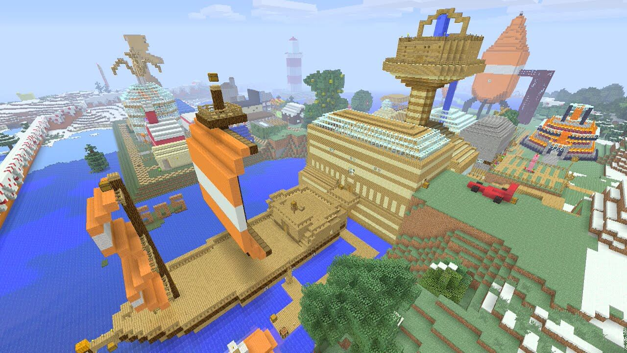 Stampy World скриншот 2