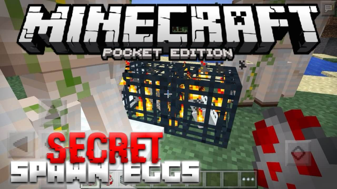 Secret Spawn Eggs скриншот 1