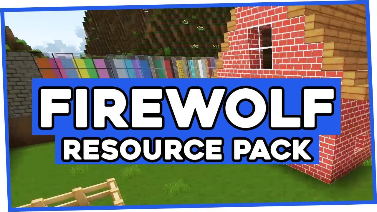 Firewolf Resource Pack скриншот 1