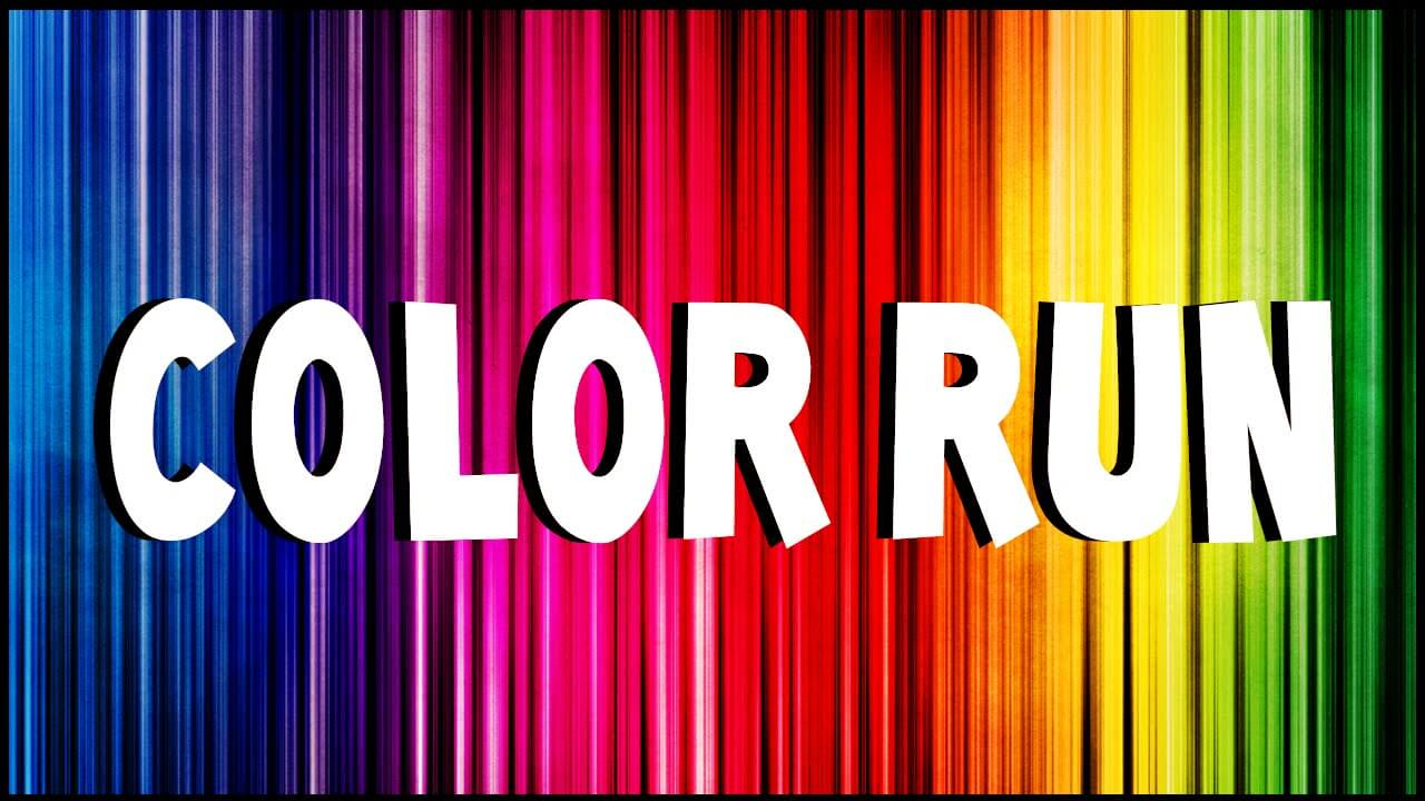 Color Run скриншот 1
