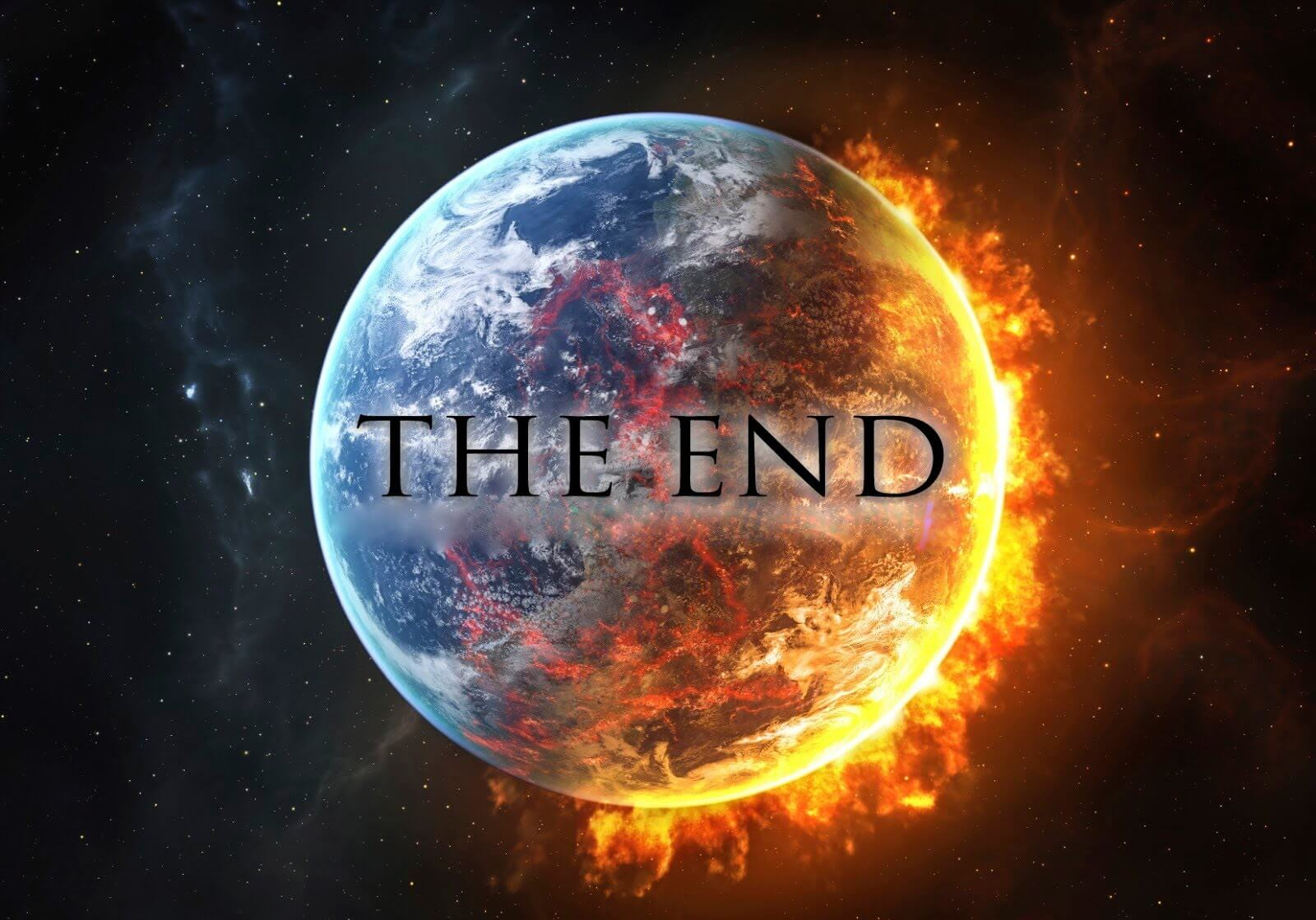 The End Of The World скриншот 1