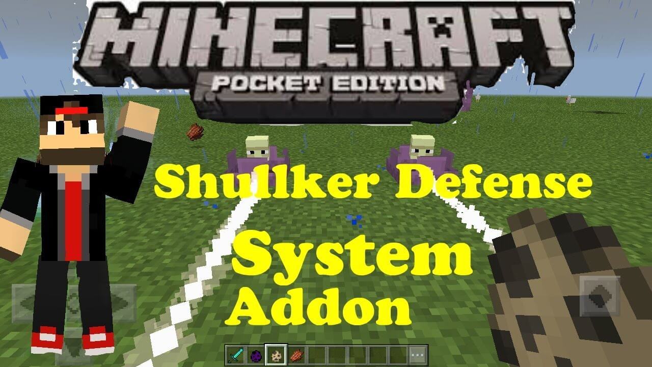Shulker Defense System скриншот 1