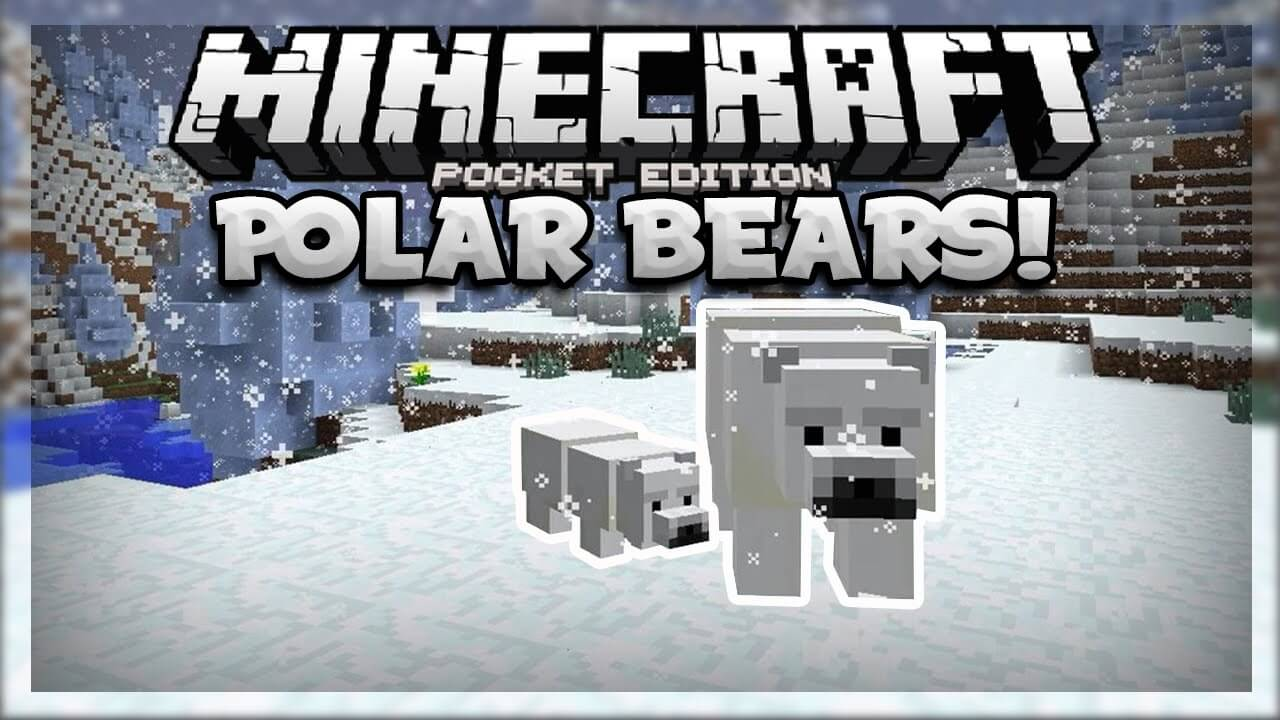 Tameable Polar Bears скриншот 1