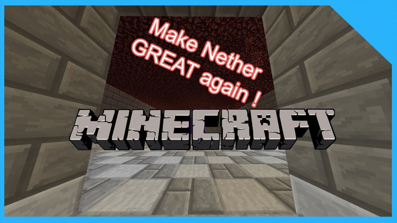 Make The Nether Great Again скриншот 1