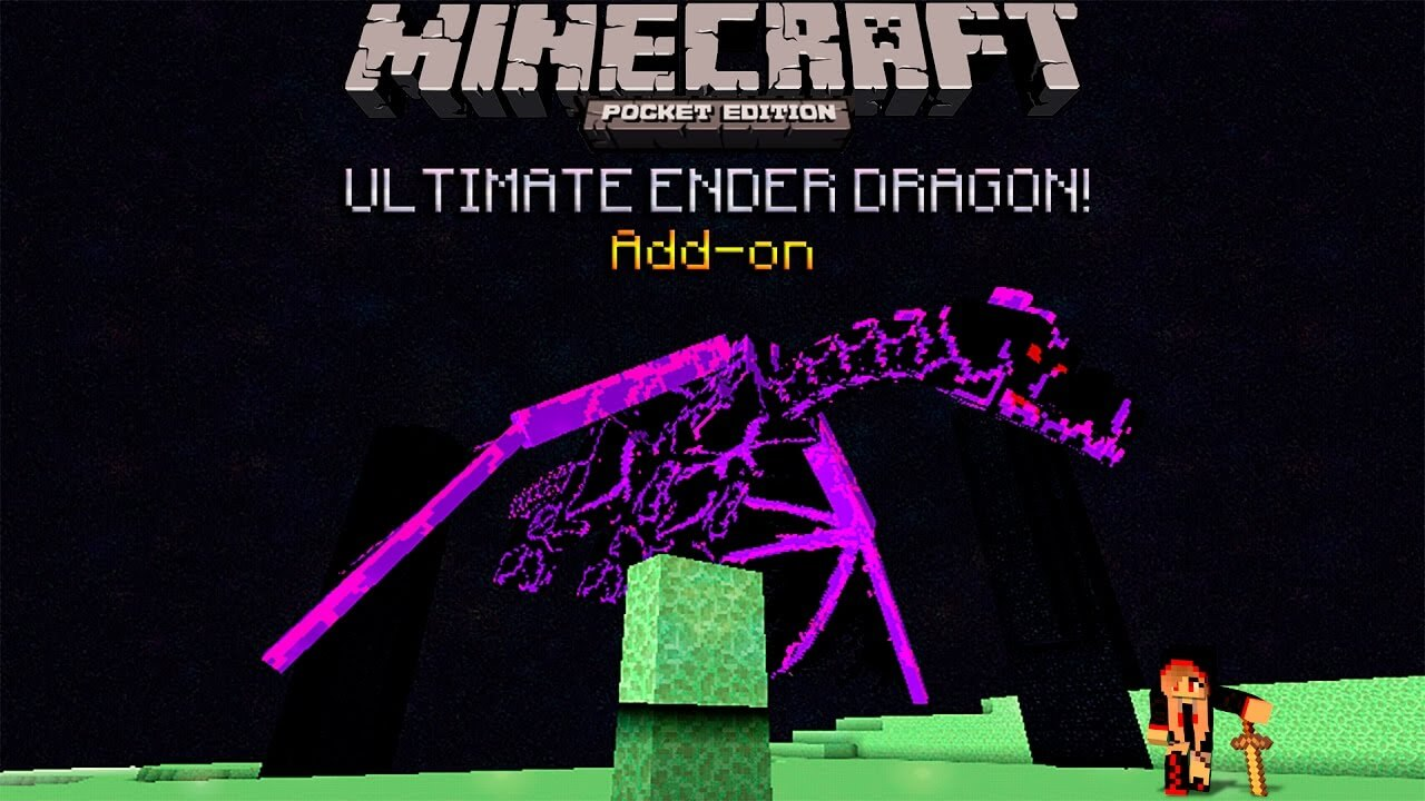 UltimateEnderDragon скриншот 1