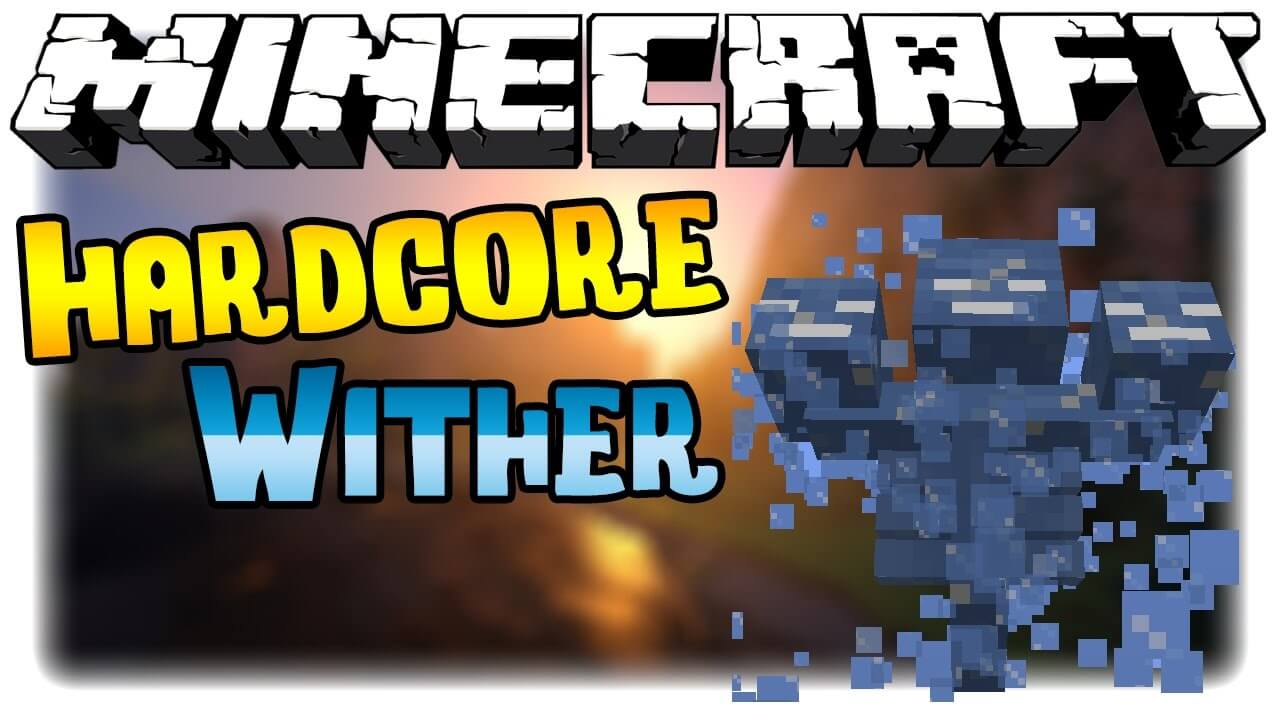 Hardcore Wither скриншот 1