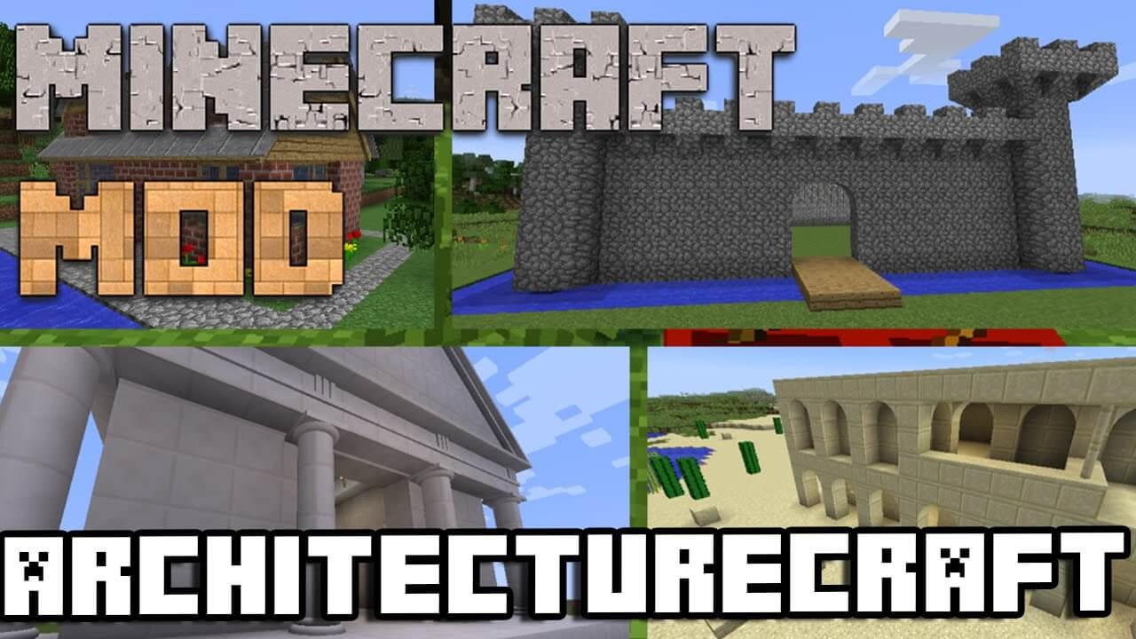 ArchitectureCraft скриншот 1