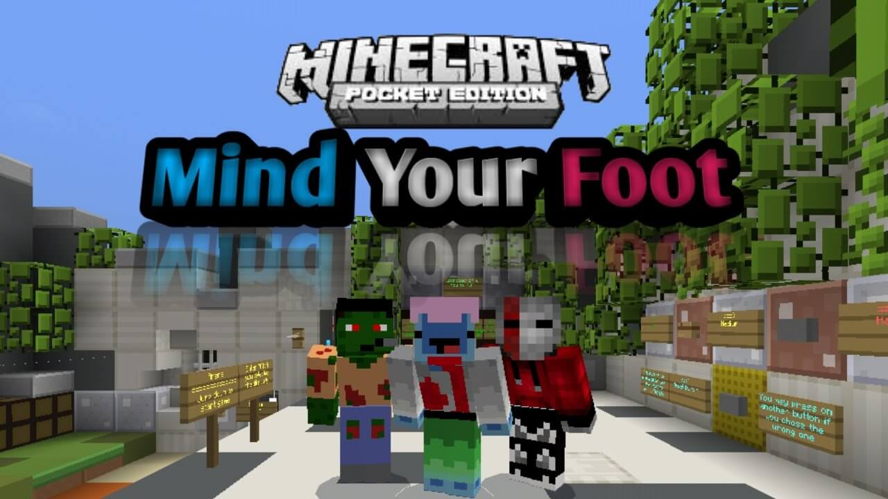 Mind Your Foot скриншот 1