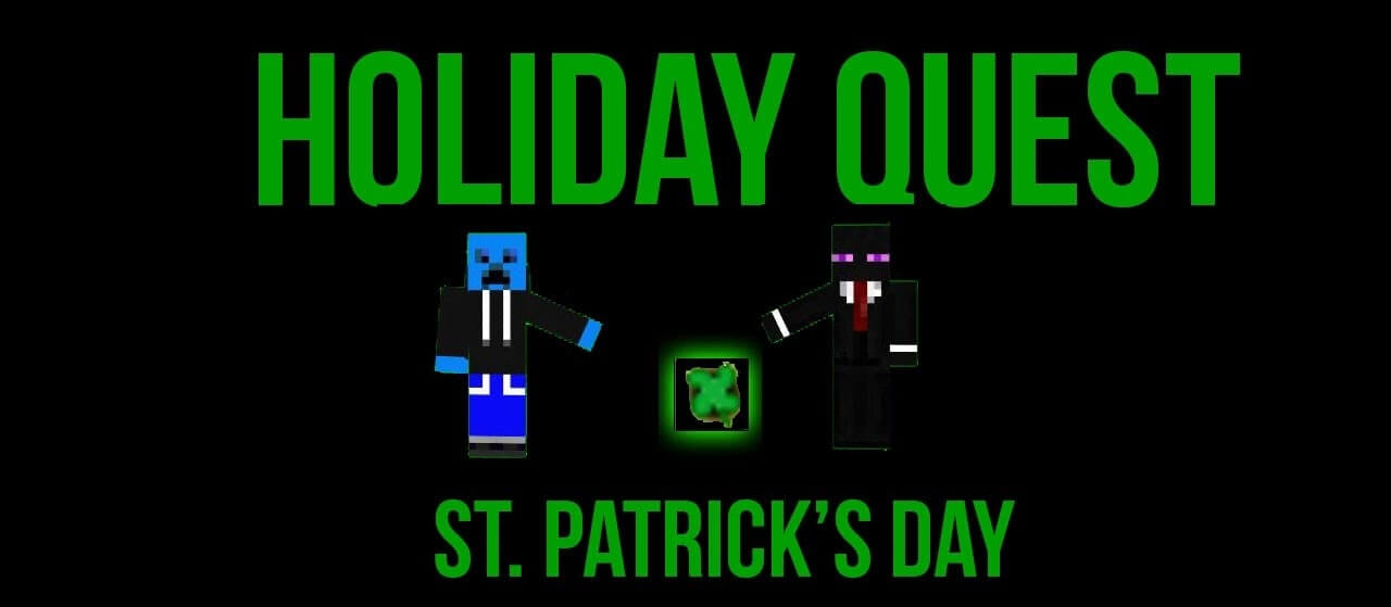Holiday Quest: St. Patrick's Day скриншот 1