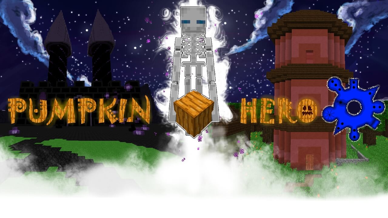 Pumpkin Hero скриншот 1