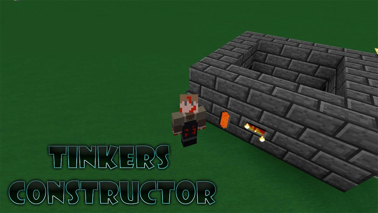 Tinkered Constructor скриншот 1