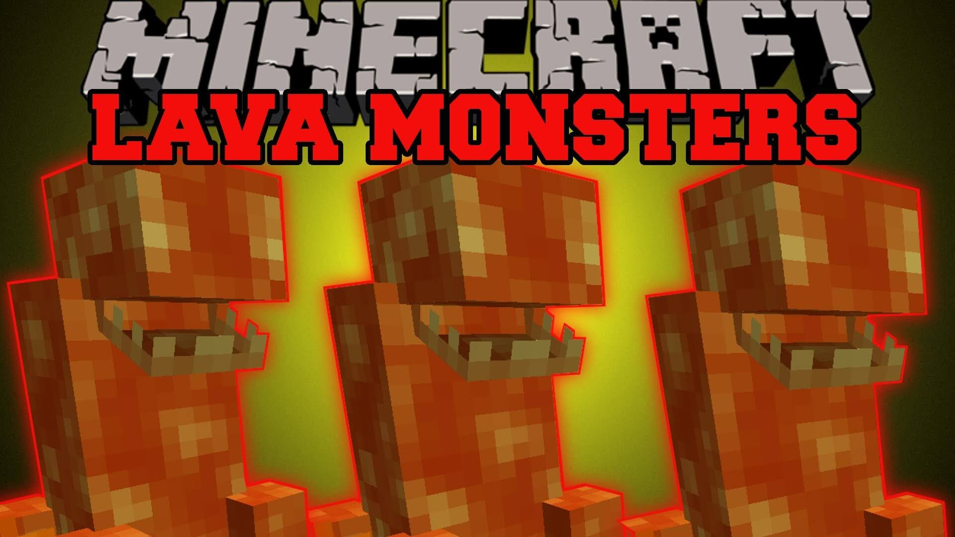 Lava Monsters скриншот 1