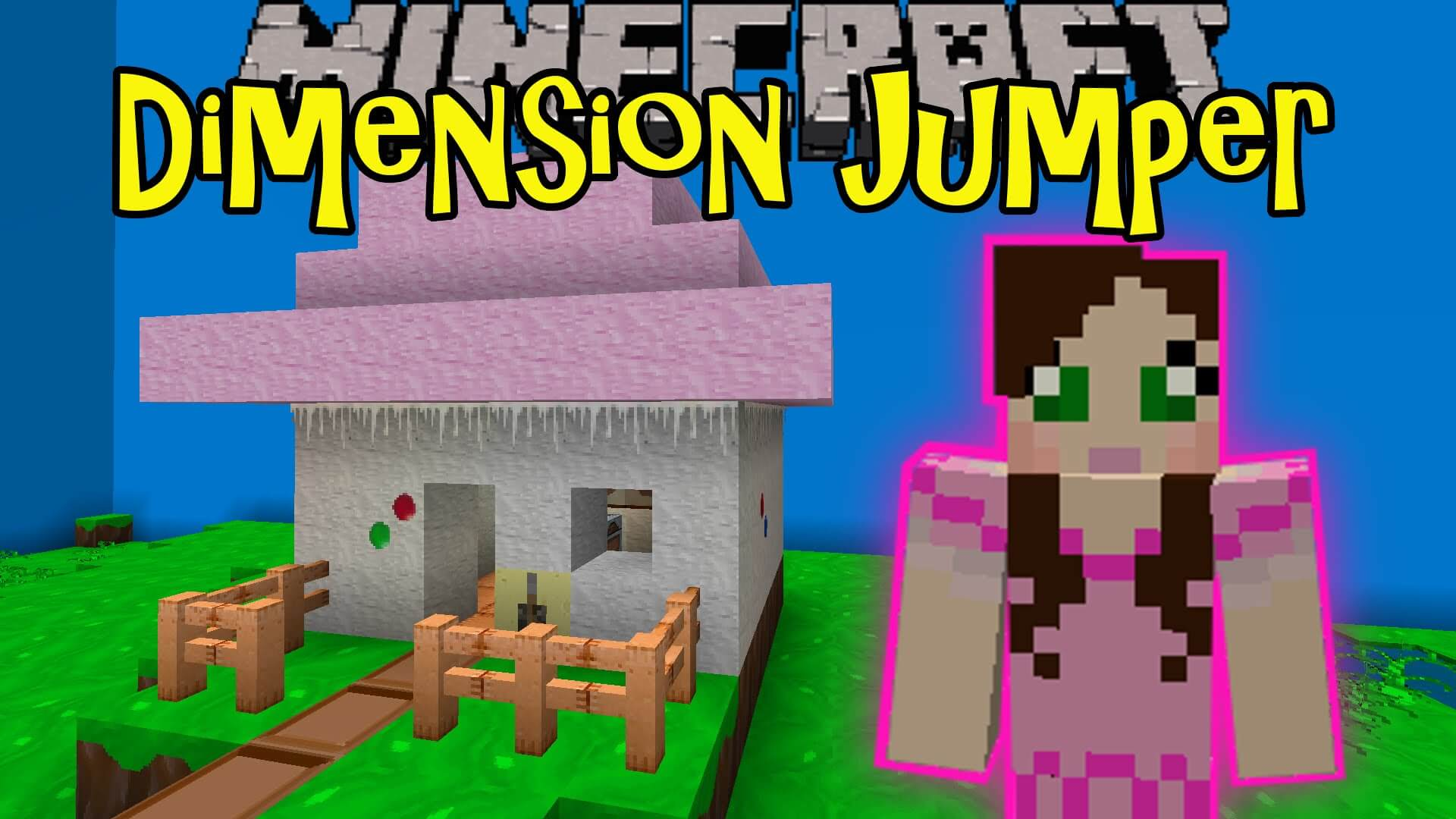 Dimension jumper скриншот 1