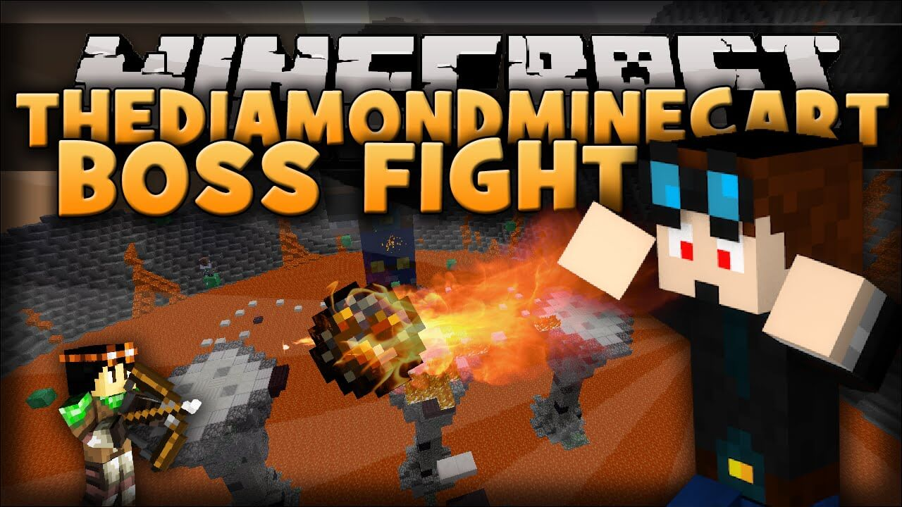 The Diamond Boss Battle скриншот 1