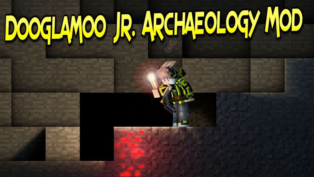 Dooglamoo Jr. Archaeology скриншот 1