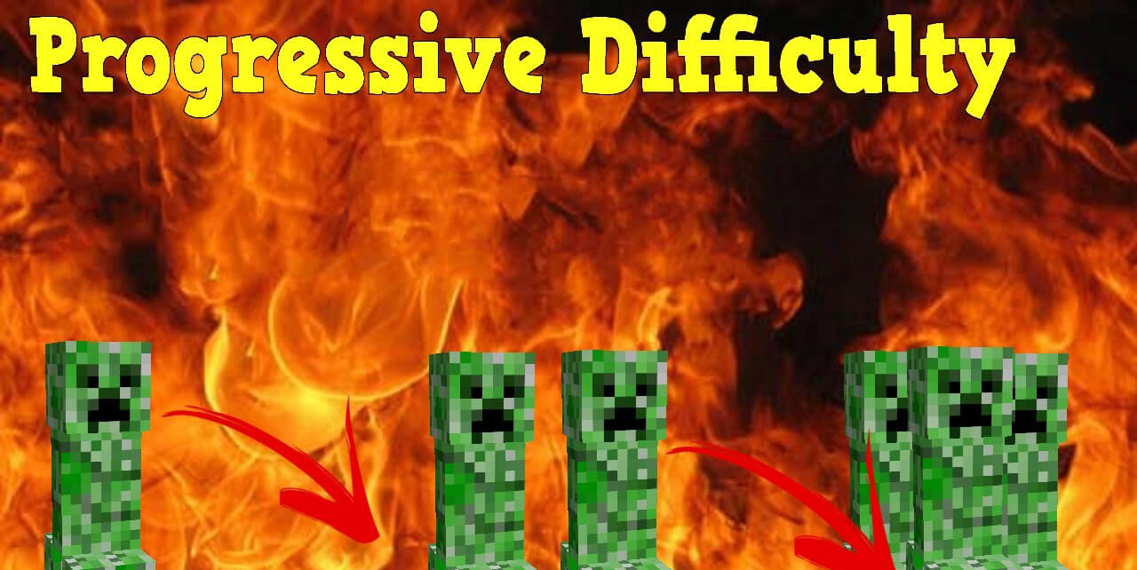Progressive Difficulty скриншот 1