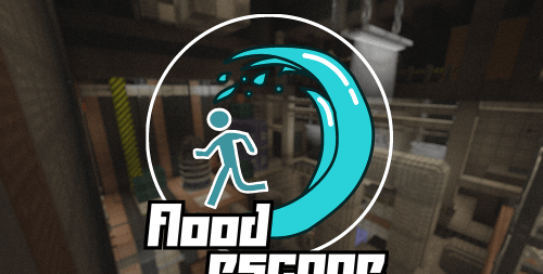 Карта Flood Escape скриншот 1