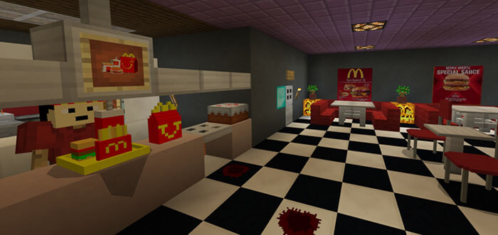 McDonald Mystery screenshot 1