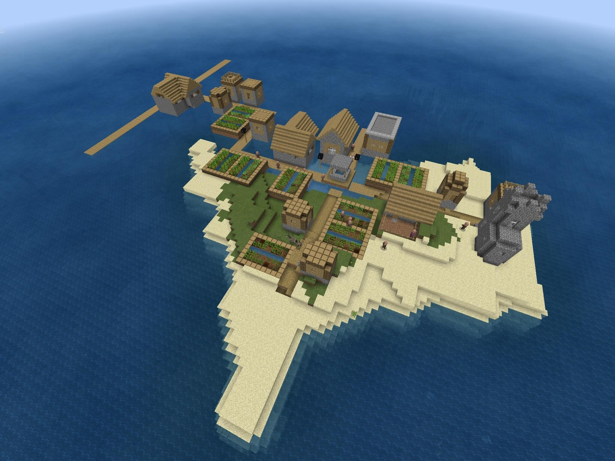 Floating Village screenshot 1