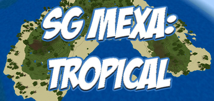 SG Mexa: Tropical скриншот 1