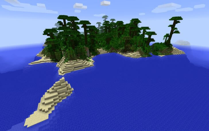 Ancient temple in the jungle screenshot 2