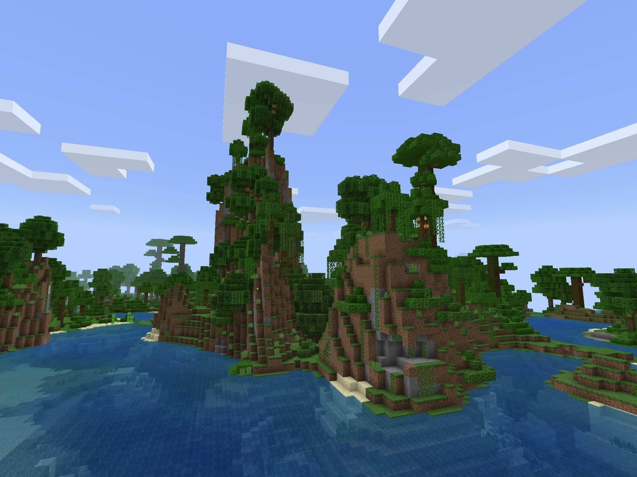 Extreme Hill (Mountain) with Cool Land Bridges  screenshot 2