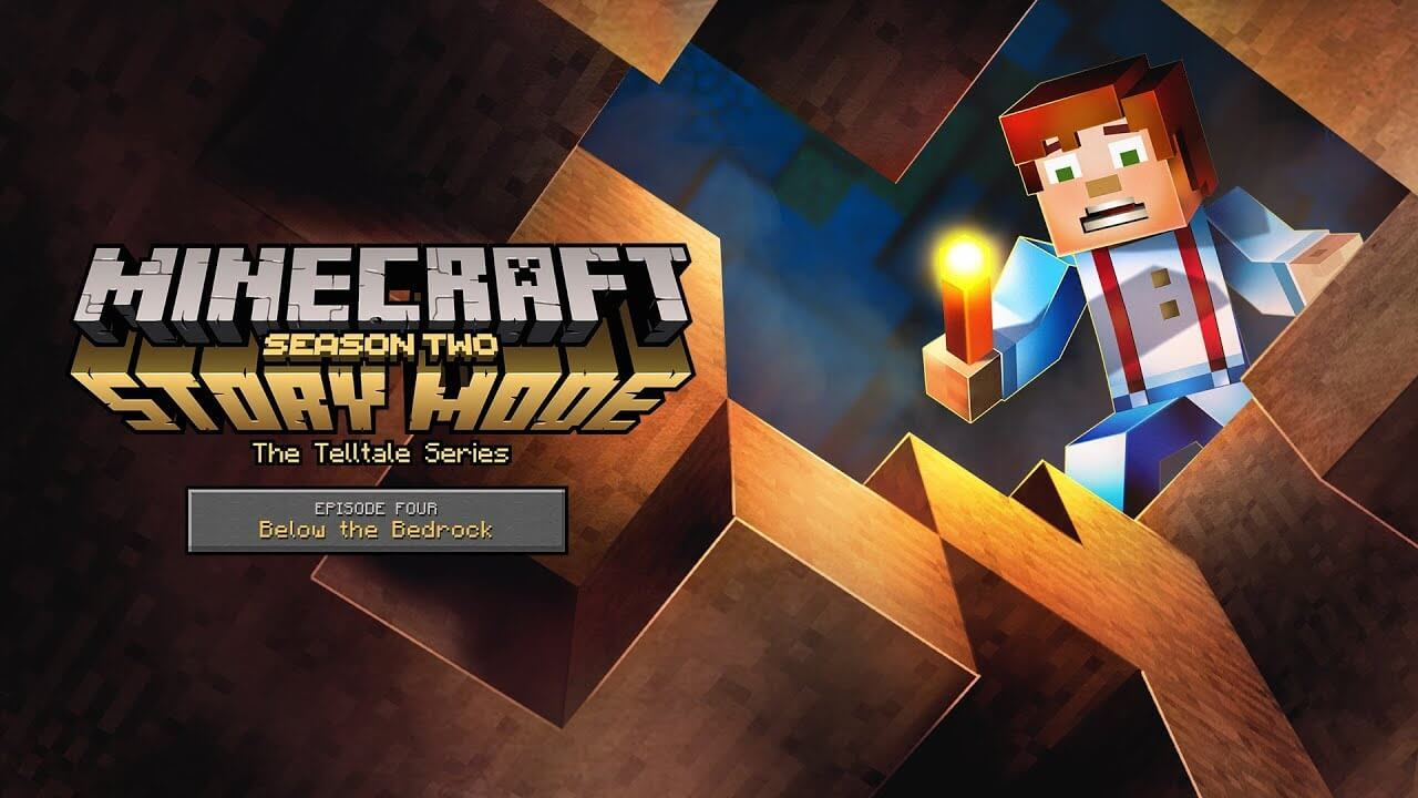 Minecraft Story Mode Season 2 Episode 4 Постер