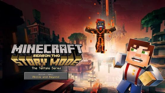 Minecraft Story Mode Season 2 Episode 5 Постер
