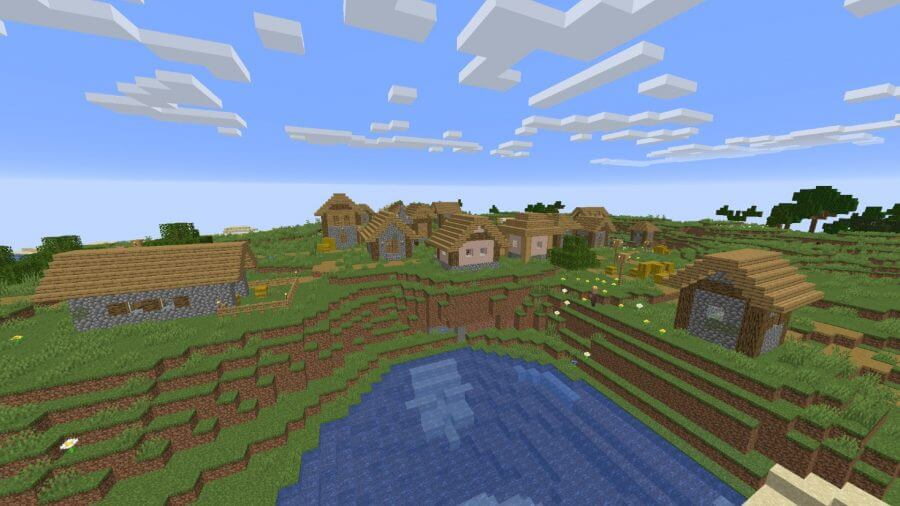 One With The Village screenshot 1