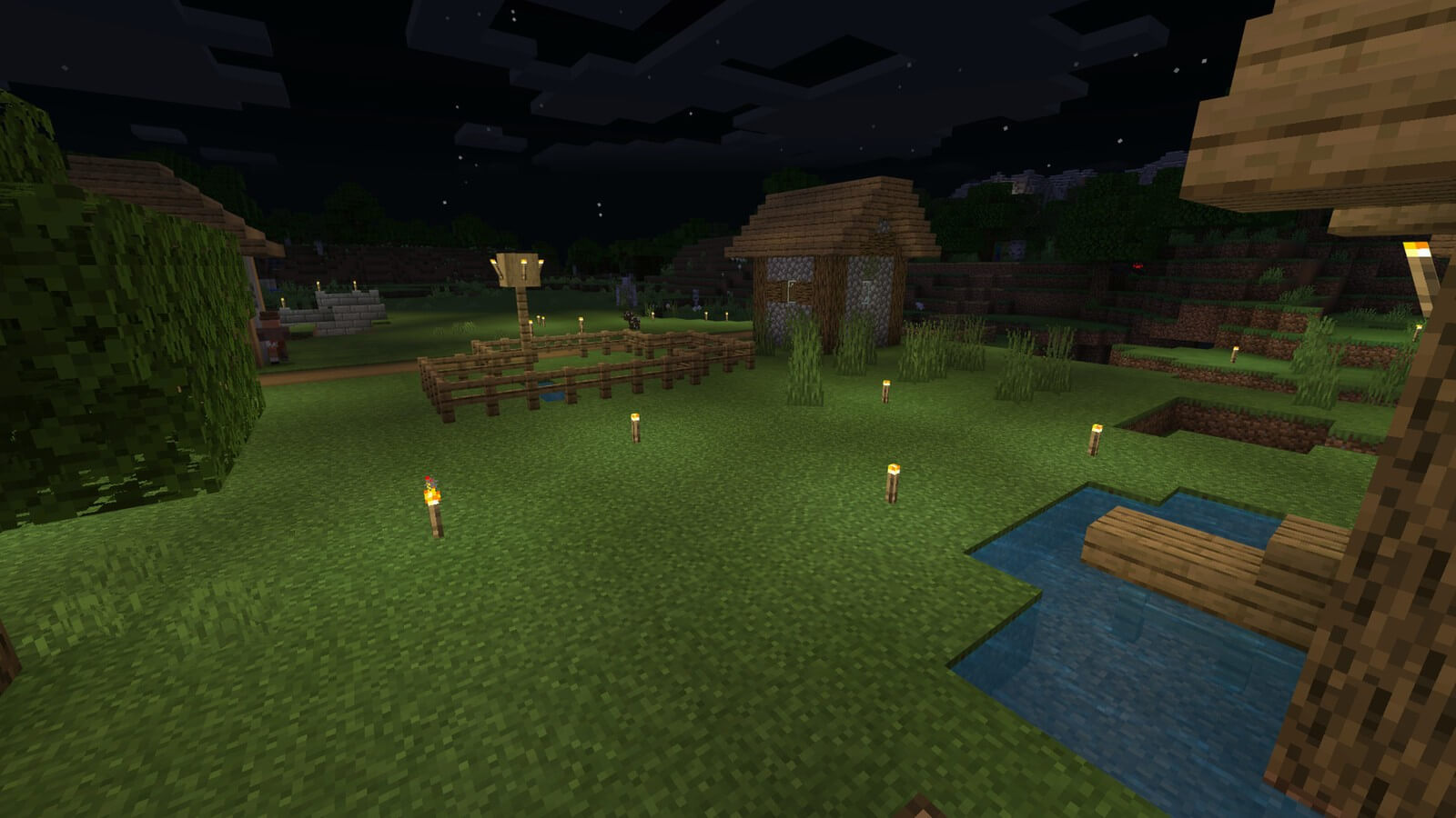 One With The Village screenshot 2