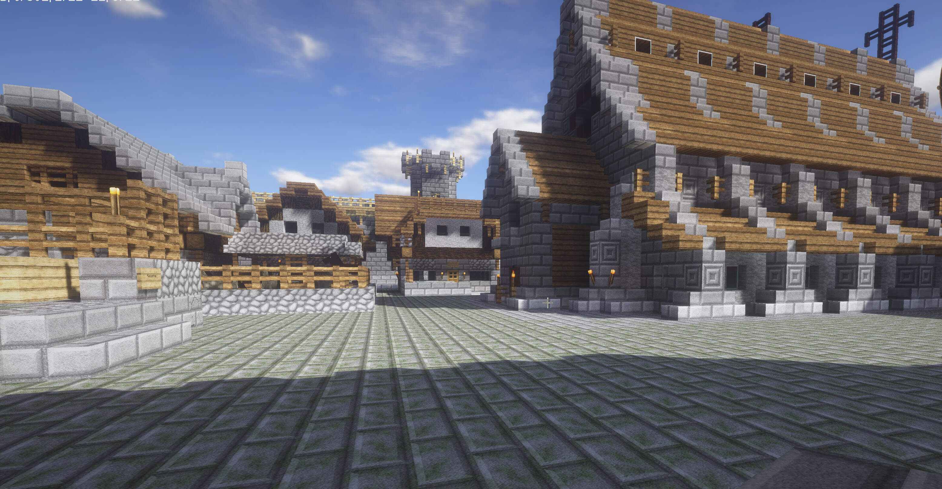 Medieval Fortress Mojang Builds скриншот 2