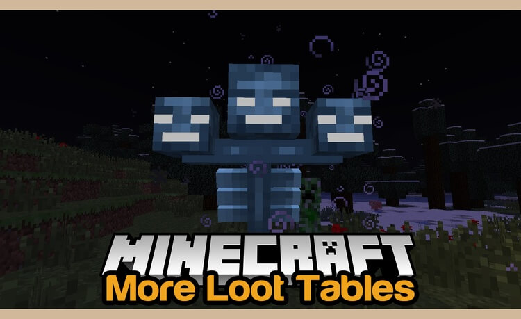 More Loot Tables скриншот 1