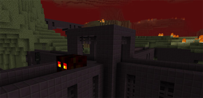 The Nether and the End Switched скриншот 3