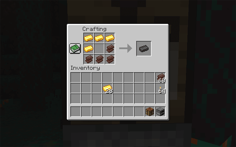 Netherite Ingot in Minecraft 1.16