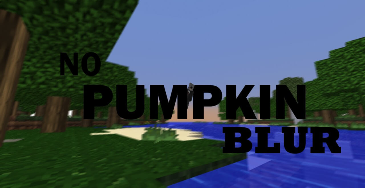 No Pumpkin Blur скриншот 1