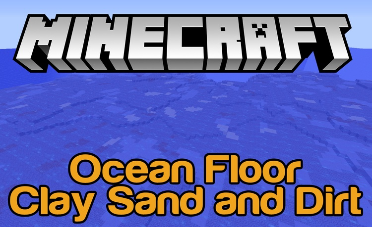 Ocean Floor - Clay Sand and Dirt скриншот 1