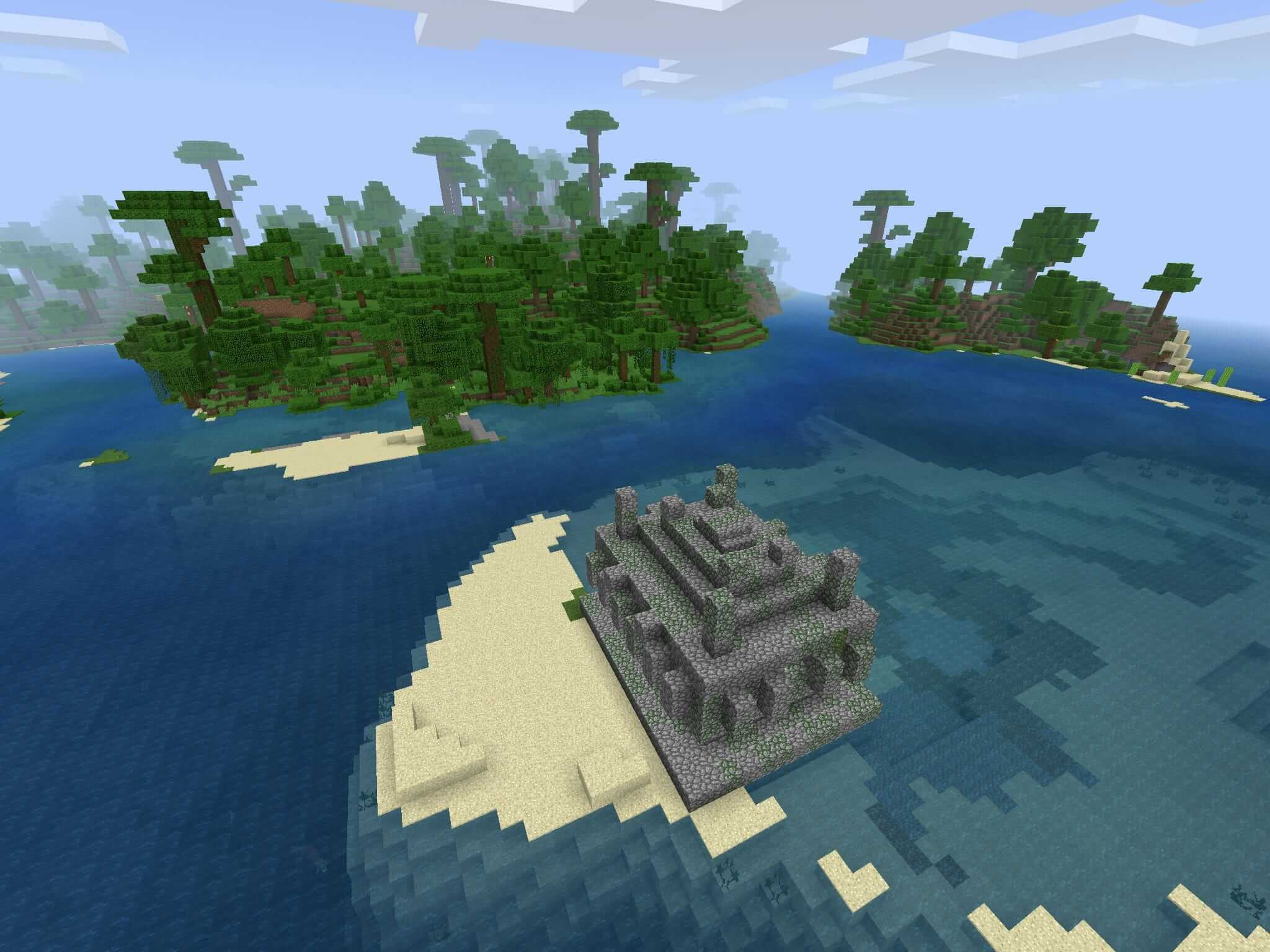 Offshore Jungle Temple screenshot 1