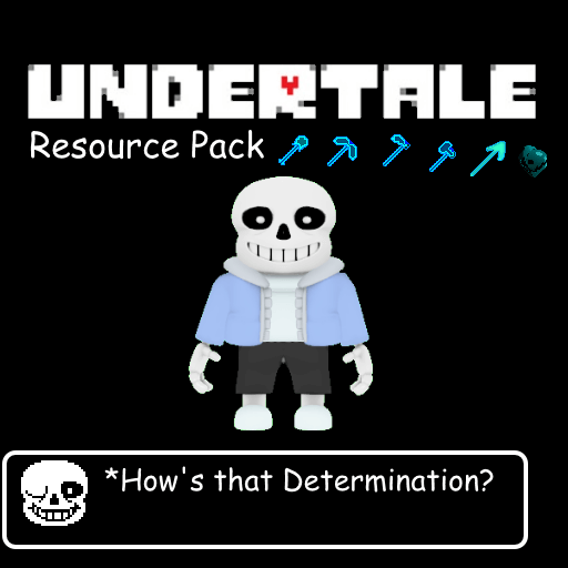 The Undertale Texture Pack скриншот 1