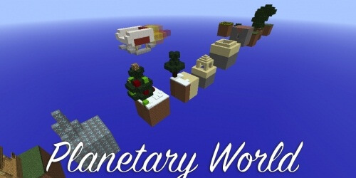 Planetary World 1.12.2 скриншот 1