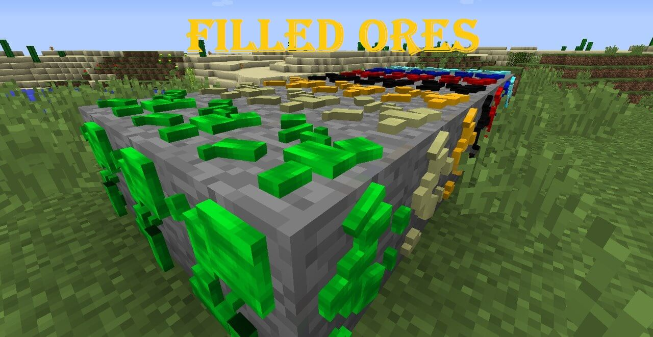 Filled ores скриншот 1