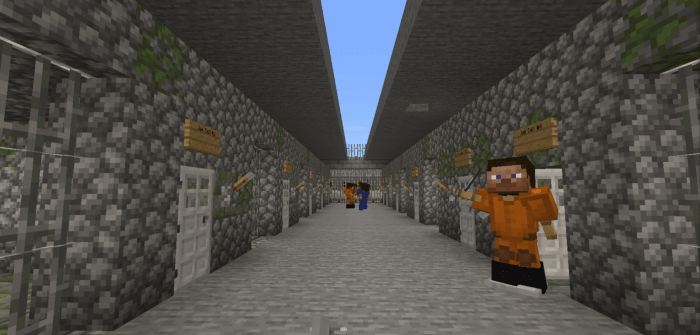 Prison Cops and Robbers screenshot 1
