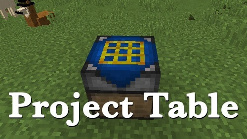 Project Table 1.12.2 скриншот 1