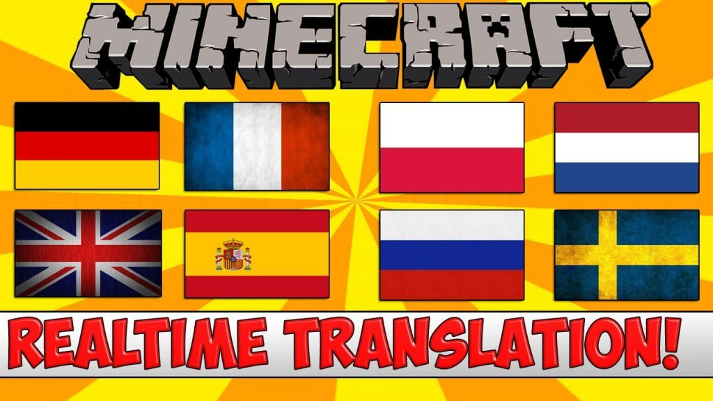 Real Time Chat Translation скриншот 1