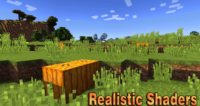Лого Realistic Shaders