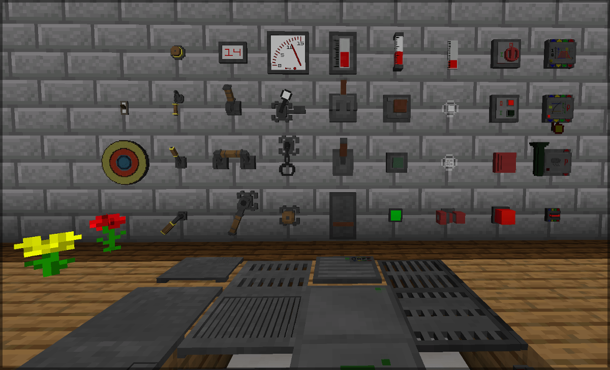 Gauges and Switches screenshot 2