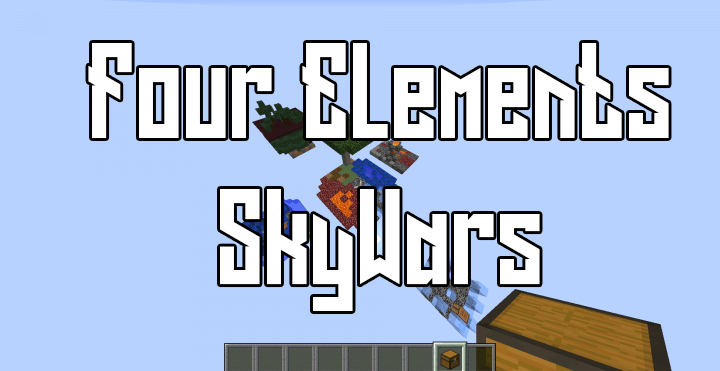 Four Elements SkyWars скриншот 1