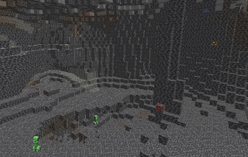 Deep Cave in Minecraft 1.17