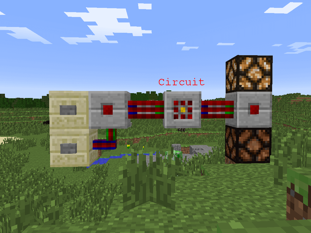 Automated Redstone скриншот 2