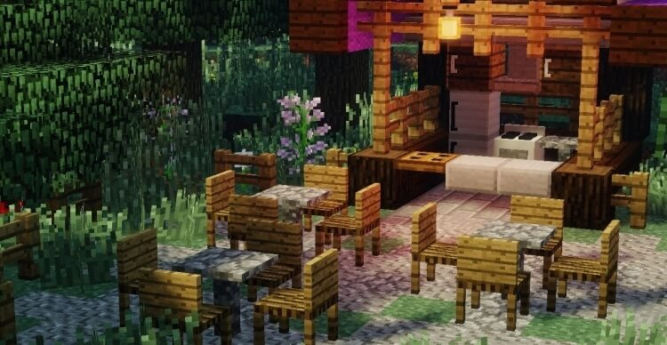 MrCrayfish's Furniture 1.9.4 скриншот 2